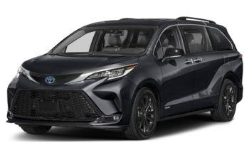2021 Toyota Sienna - Midnight Black Metallic