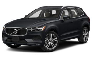 2021 Volvo XC60 - Onyx Black Metallic