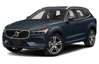 2021 Volvo XC60 - Denim Blue Metallic