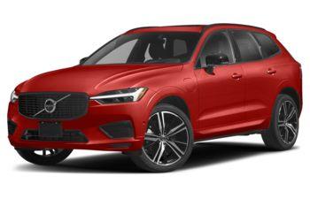 2021 Volvo XC60 Recharge Plug-In Hybrid - Fusion Red Metallic