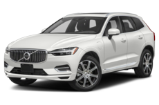 XC60 Recharge Plug-In Hybrid