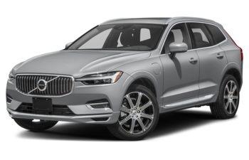 2021 Volvo XC60 Recharge Plug-In Hybrid - Bright Silver Metallic