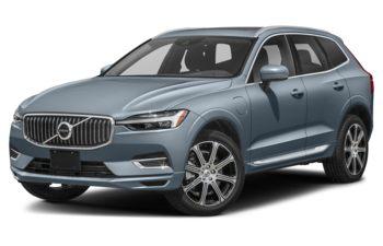 2021 Volvo XC60 Recharge Plug-In Hybrid - Osmium Grey Metallic