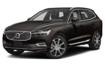 2021 Volvo XC60 Recharge Plug-In Hybrid - Onyx Black Metallic