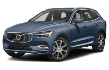 2021 Volvo XC60 Recharge Plug-In Hybrid - Denim Blue Metallic