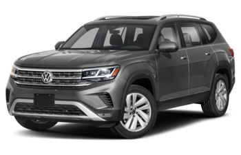 2021 Volkswagen Atlas - Platinum Grey Metallic
