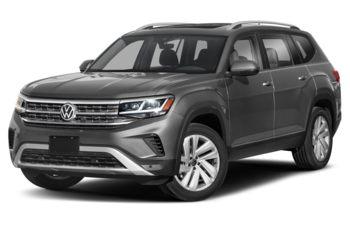 2021 Volkswagen Atlas - Platinum Grey Metallic