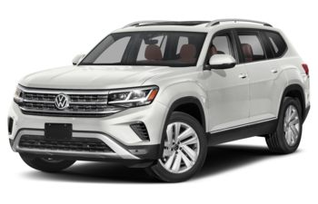 2021 Volkswagen Atlas - Pure White