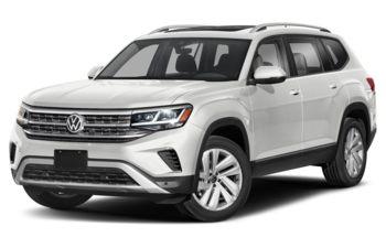 2021 Volkswagen Atlas - Pure White