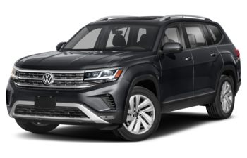 2021 Volkswagen Atlas - Deep Black Pearl