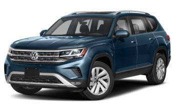 2021 Volkswagen Atlas - Pacific Blue Metallic