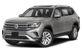 2021 Volkswagen Atlas - Pyrite Silver Metallic