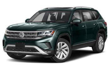 2021 Volkswagen Atlas - Racing Green Metallic
