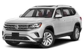2021 Volkswagen Atlas - Oryx White Pearl