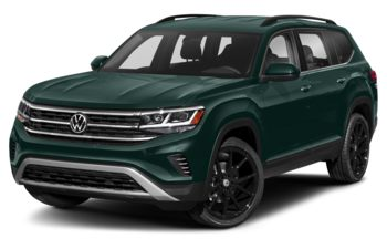 2021 Volkswagen Atlas - Racing Green Metallic