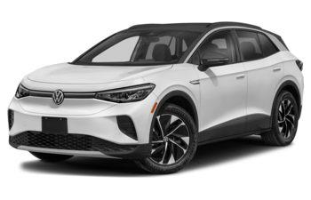 2021 Volkswagen ID.4 - Scale Silver Metallic