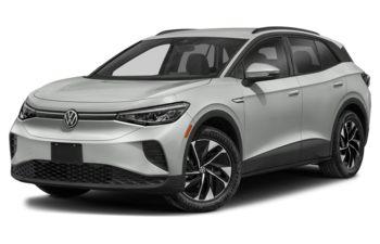 2021 Volkswagen ID.4 - Glacier White Metallic