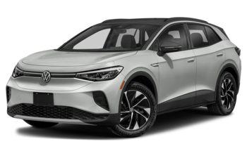 2021 Volkswagen ID.4 - Scale Silver Metallic/Ninja Black Roof