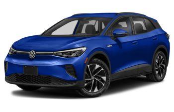 2021 Volkswagen ID.4 - Blue Dusk Metallic