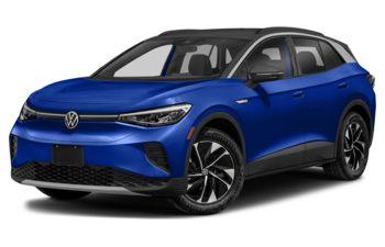 2021 Volkswagen ID.4 - Blue Dusk Metallic/Ninja Black Roof