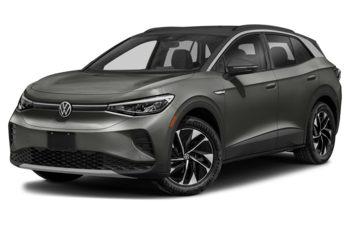 2021 Volkswagen ID.4 - Moonstone Grey/Ninja Black Roof