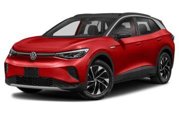 2021 Volkswagen ID.4 - Kings Red Metallic/Ninja Black Roof