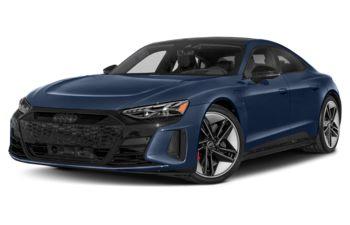 2022 Audi RS e-tron GT - Ascari Blue Metallic