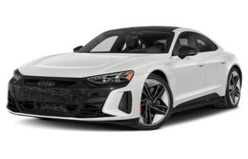 2022 Audi RS e-tron GT - Ibis White