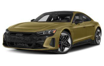 2022 Audi RS e-tron GT - Tactical Green Metallic