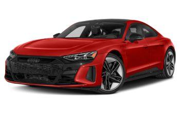 2022 Audi RS e-tron GT - Tango Red Metallic