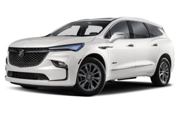 2022 Buick Enclave - Summit White