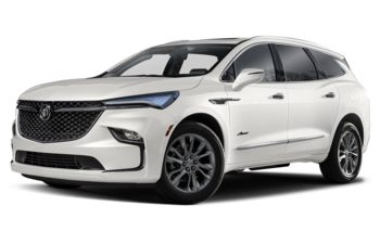 2022 Buick Enclave - White Frost Tricoat