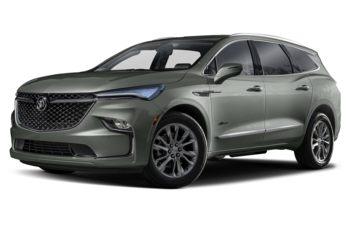 2022 Buick Enclave - Sage Metallic