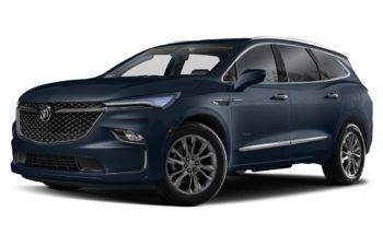 2022 Buick Enclave - Emperor Blue Metallic