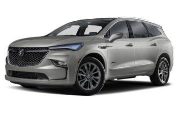 2022 Buick Enclave - Quicksilver Metallic