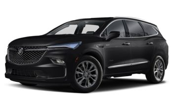 2022 Buick Enclave - Ebony Twilight Metallic