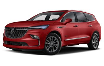 2022 Buick Enclave - Cherry Red Tintcoat