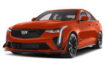 2022 Cadillac CT4-V - Infrared Tintcoat