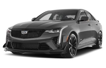 2022 Cadillac CT4-V - Satin Steel Metallic