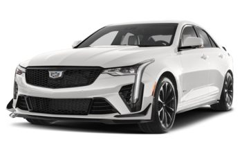 2022 Cadillac CT4-V - Summit White