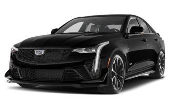 2022 Cadillac CT4-V - Black Raven