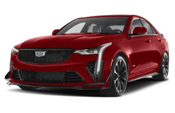 2022 Cadillac CT4-V - Blaze Orange Metallic