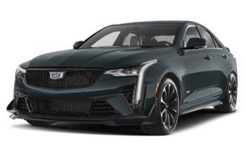 2022 Cadillac CT4-V - Shadow Metallic