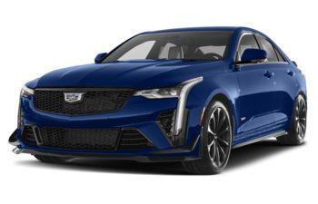 2022 Cadillac CT4-V - Wave Metallic