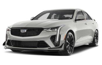 2022 Cadillac CT4-V - Rift Metallic