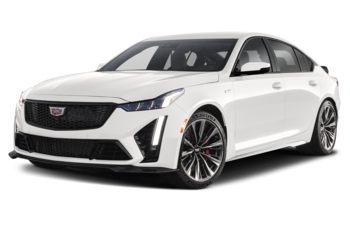 2022 Cadillac CT5-V - Summit White