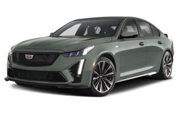 2022 Cadillac CT5-V - Dark Emerald Frost