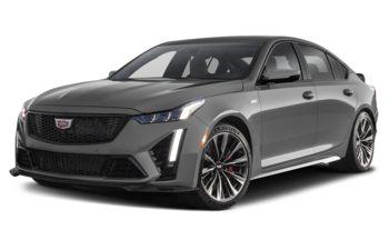 2022 Cadillac CT5-V - Satin Steel Metallic