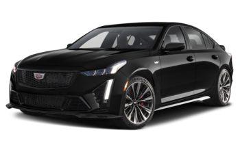 2022 Cadillac CT5-V - Black Raven