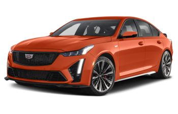 2022 Cadillac CT5-V - Blaze Orange Metallic